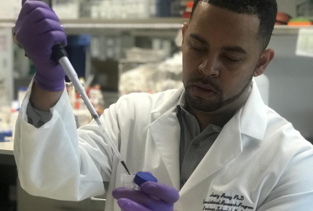 BE Modern Man: A Ph.D. Cancer Researcher