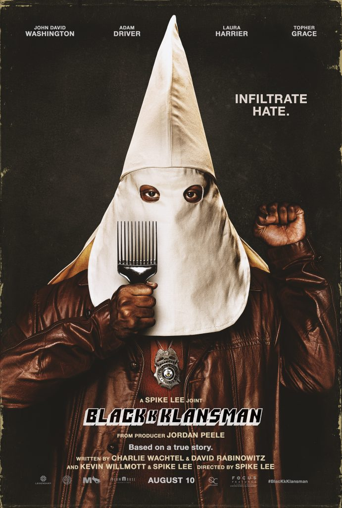 Blackkklansman John David Washington
