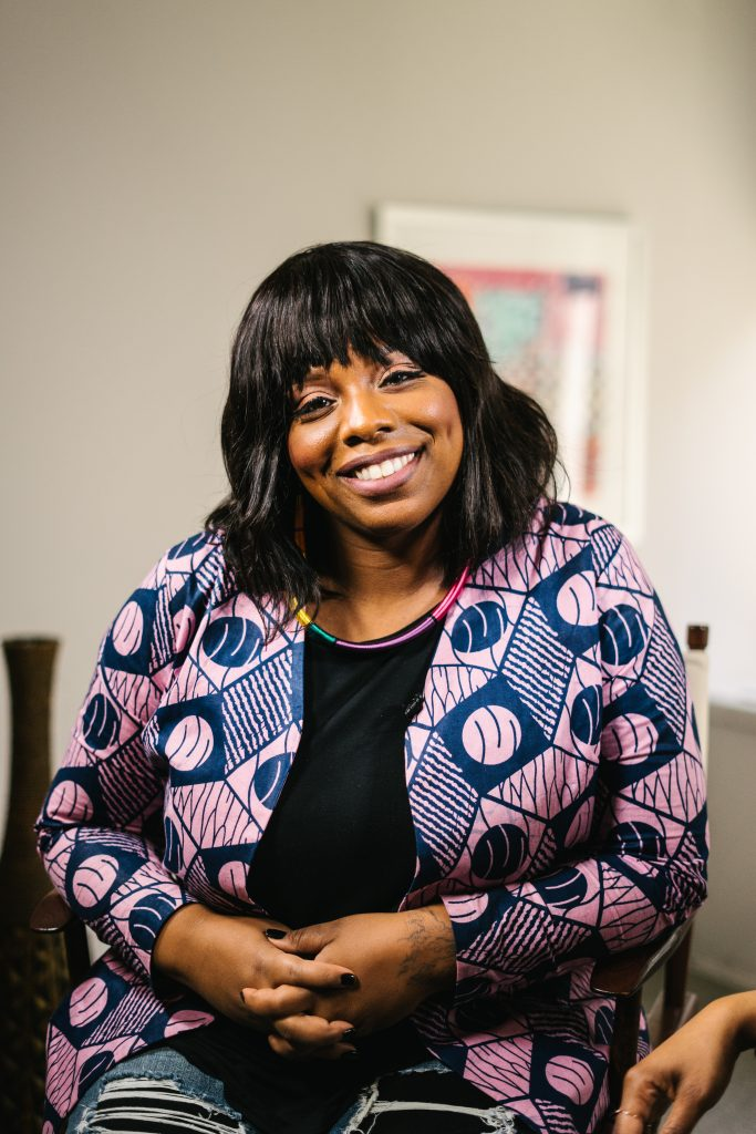 Patrisse Cullors Black Lives Matter