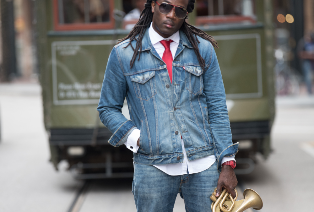 BE Modern Man: 'Mr. Music' Shamarr Allen