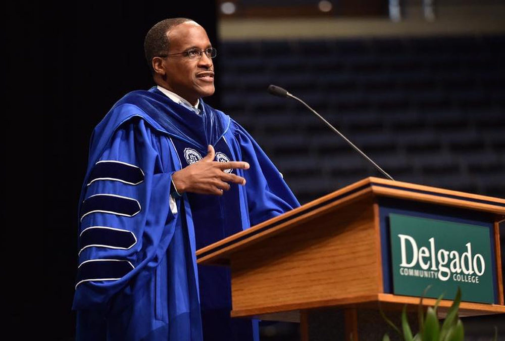 BE Modern Man: Meet Dillard University President Walter M. Kimbrough