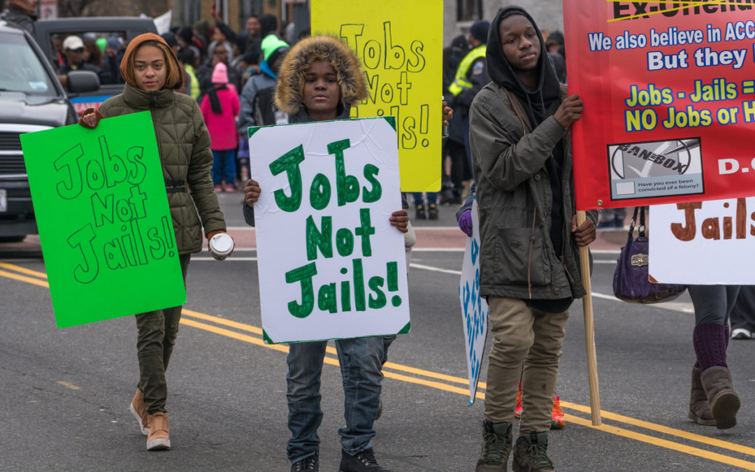 Black Leaders Unite to Bring Jobs and Justice to Black America