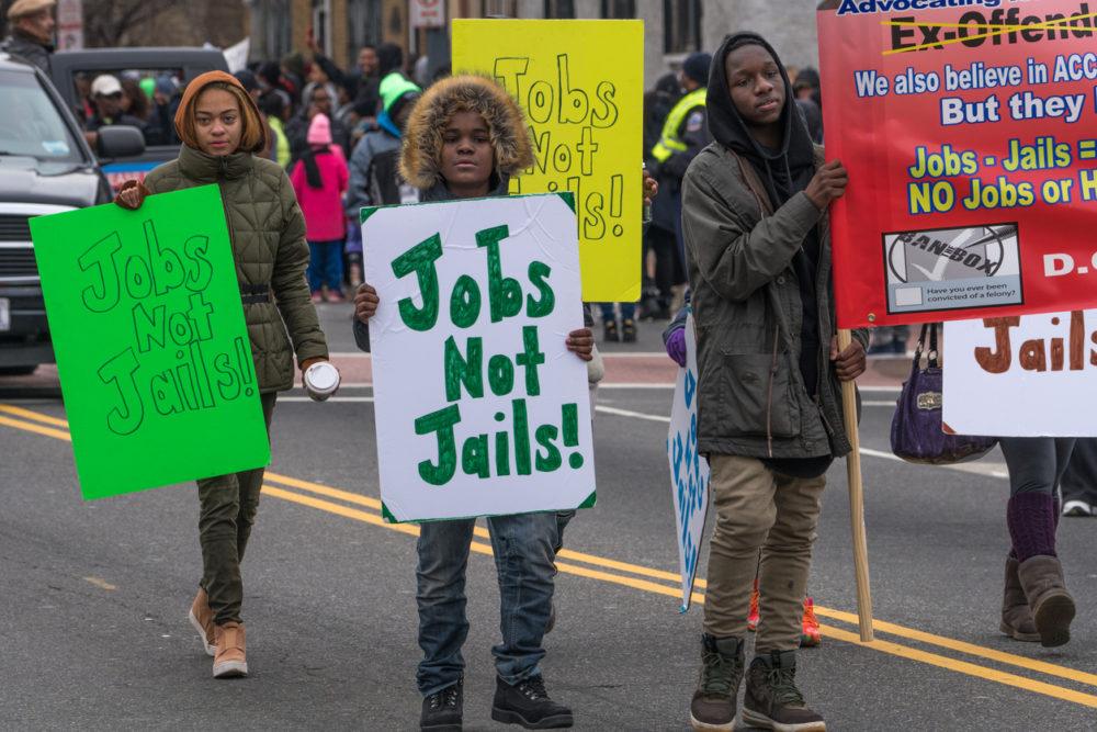 Black America jobs