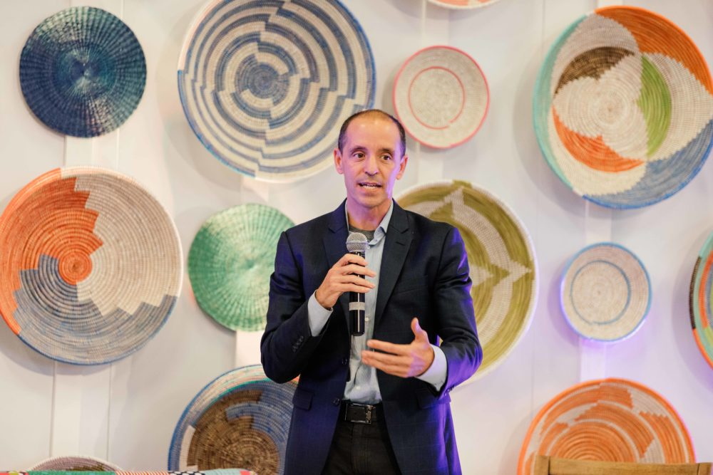 Africa Travel Summit, Chris Lehane, Head of Policy and Communications (Image: Airbnb)