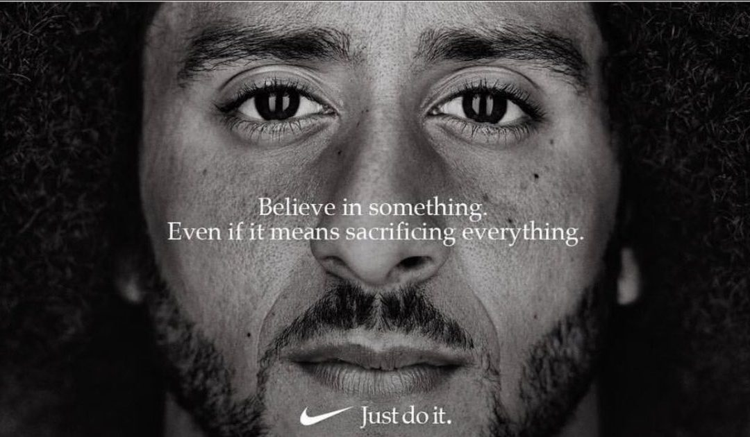 Controversy Sells. Nike Cashes In On Colin Kaepernick Campaign