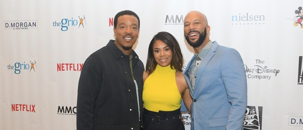 Common, Regina Hall, and Russell Hornsby Share Lessons from 'The Hate U Give'