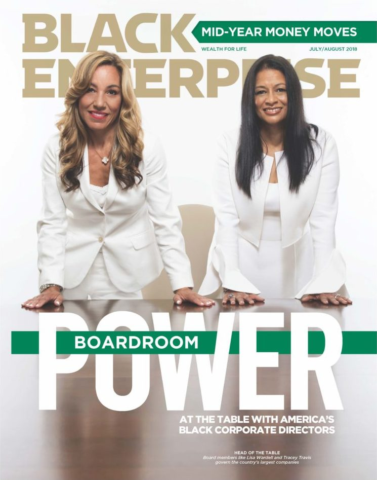 Black Enterprise Magazine July/August 2018 Issue
