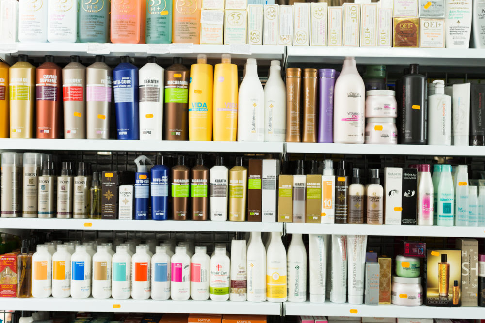 Black Hair Products