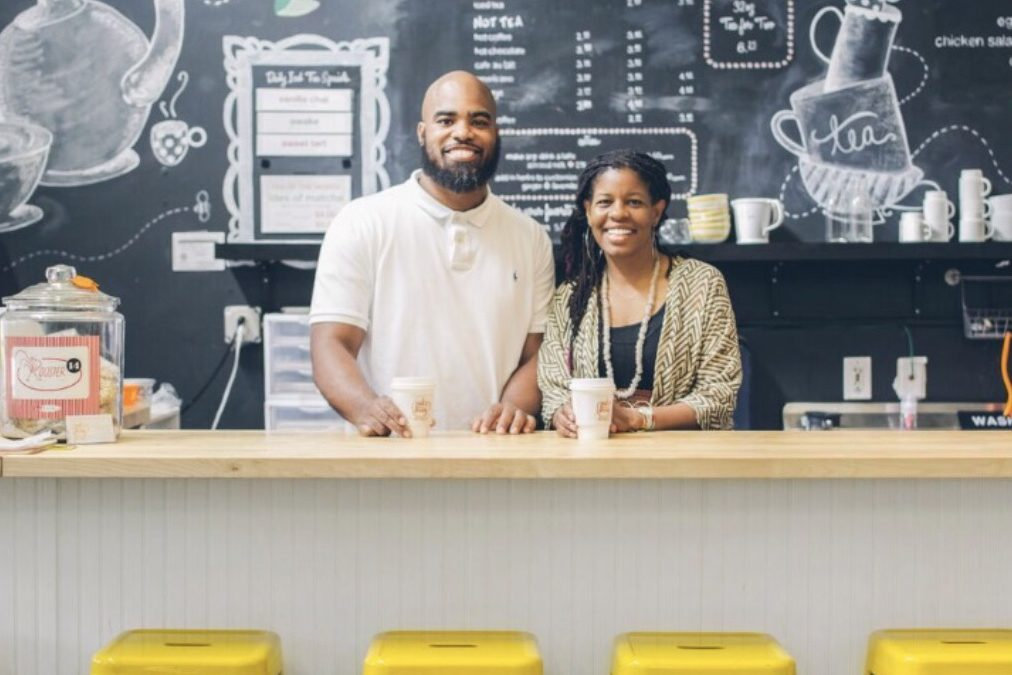 How a Tea Date Led to Marriage, a Tea Company, and 12 Years in Business
