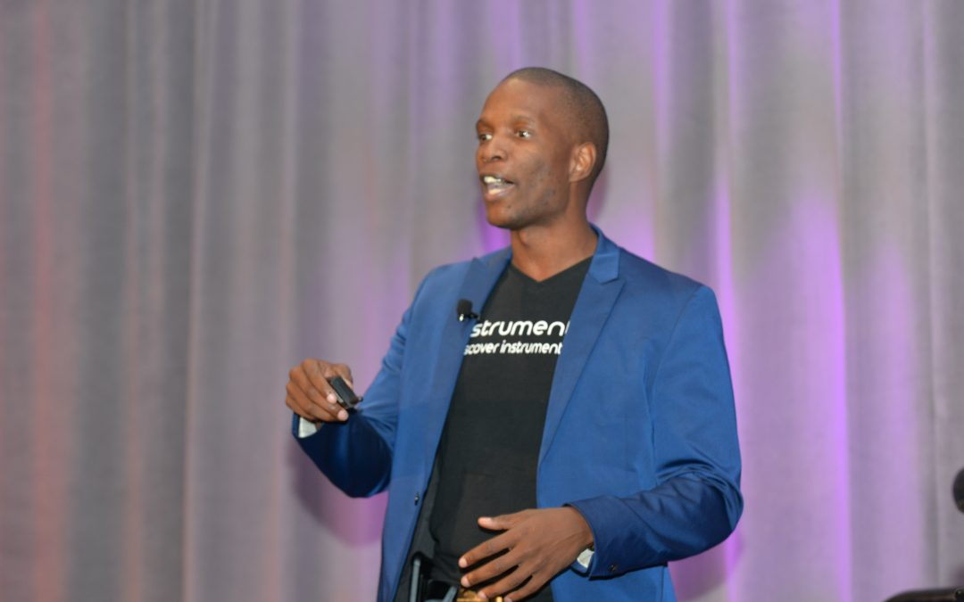 Business Pitch Challenge Finalist's Advice to Black Entrepreneurs: Don't Bother with Venture Capitalists