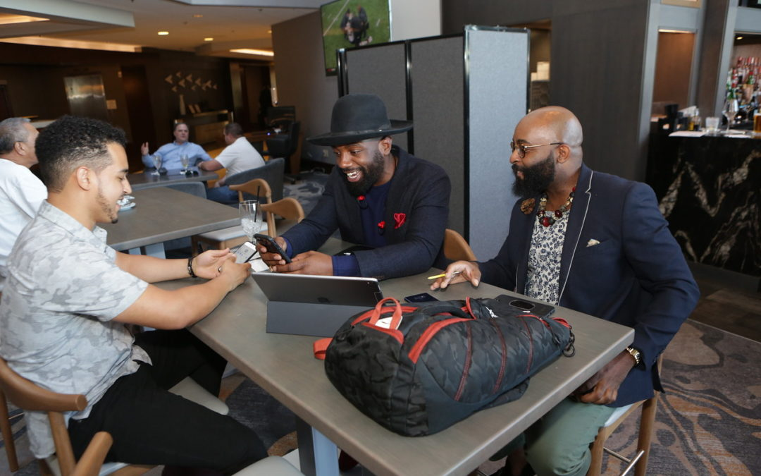 Black and Brown Tech Innovators and Enthusiasts Gather for Bigger, Better TechConneXt Conference [IMAGES]