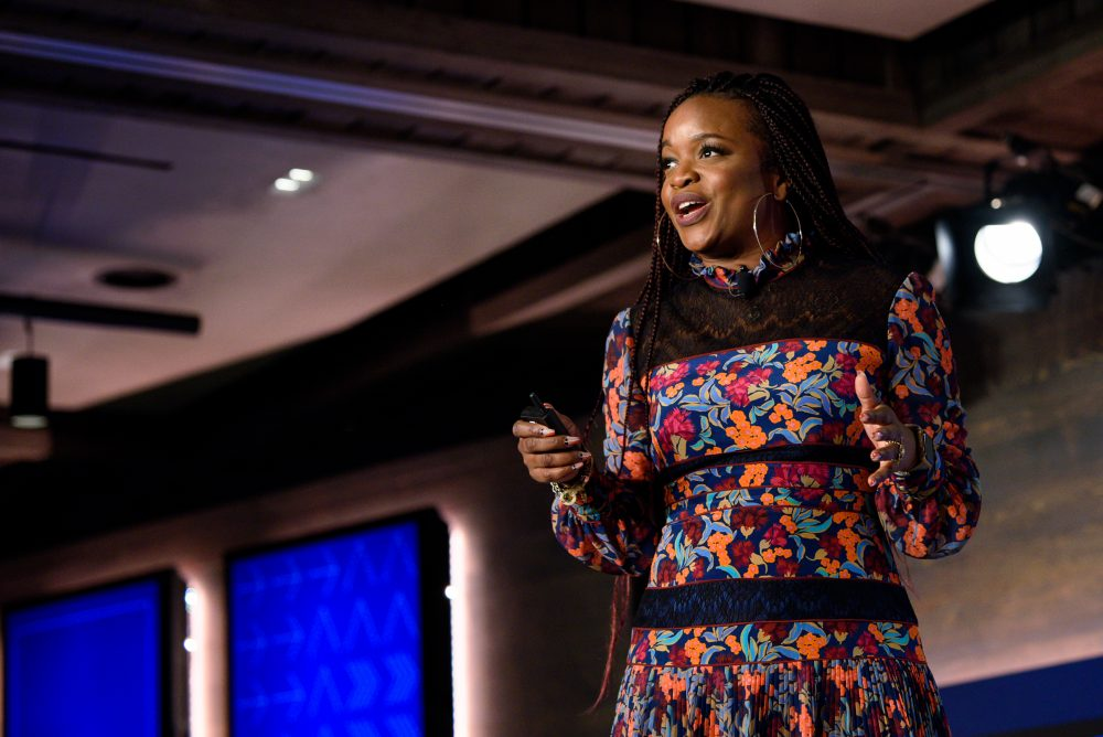 Brittany Packnett intersectionality woman of color