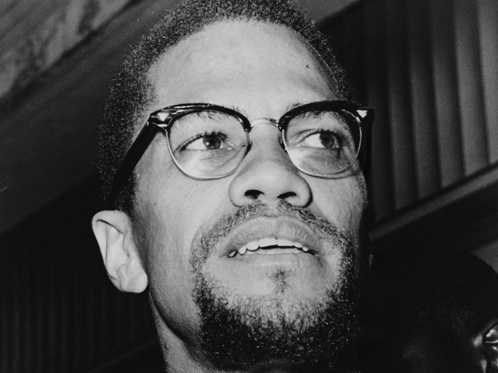 Malcolm X Turkey