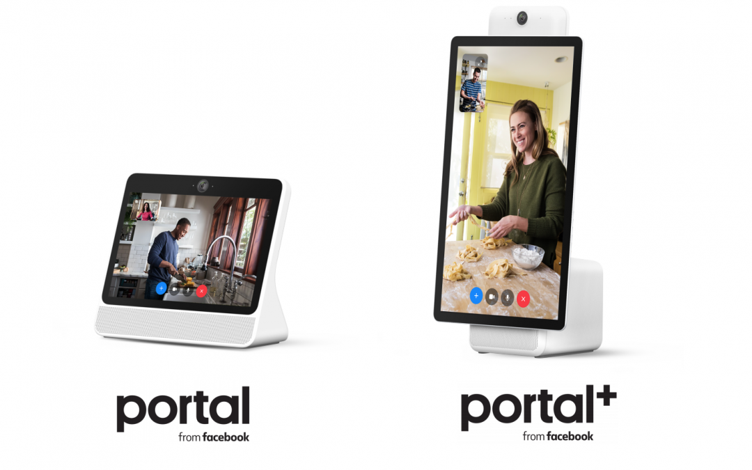 Facebook Releases Portal – Hands-Free Video Calling Hardware