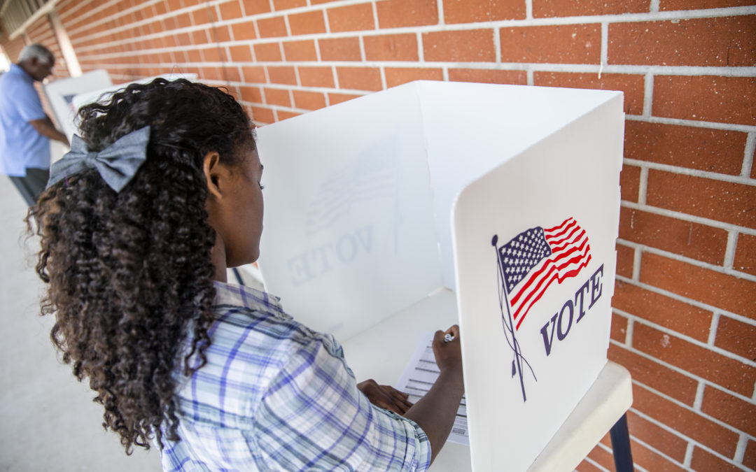Small Business Owners Ready to Hit Ballot Box Big Time in Midterm Elections
