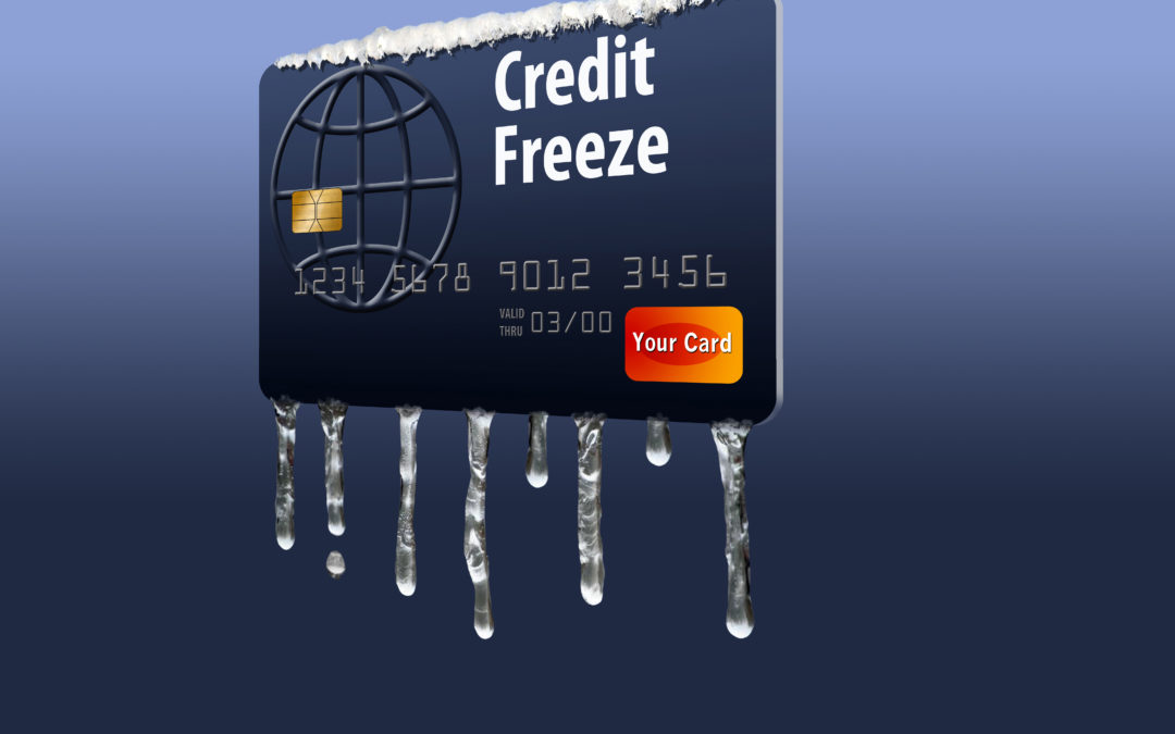 Identity Theft Concerns? Freeze Your Credit for Free, Now
