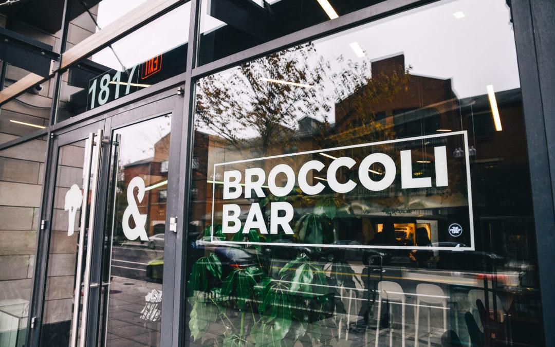 Broccoli City Festival Founder, &Pizza Launches 'Broccoli Bar'