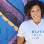 Travel size hair and skin products for people of color