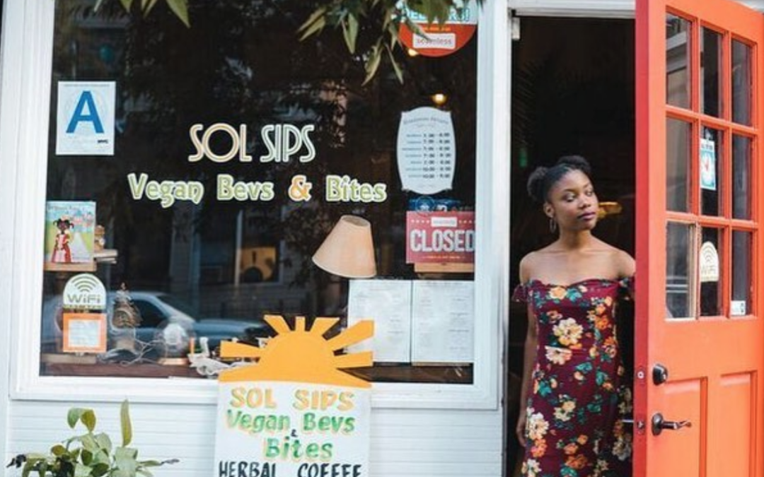22-Year-Old Builds Affordable Vegan Spot in Brooklyn