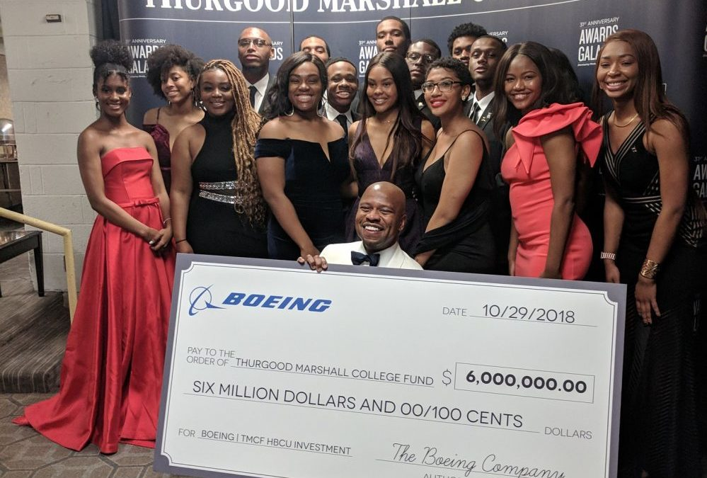 Thurgood Marshall College Fund Raises Over $5.6 Million for Black Students