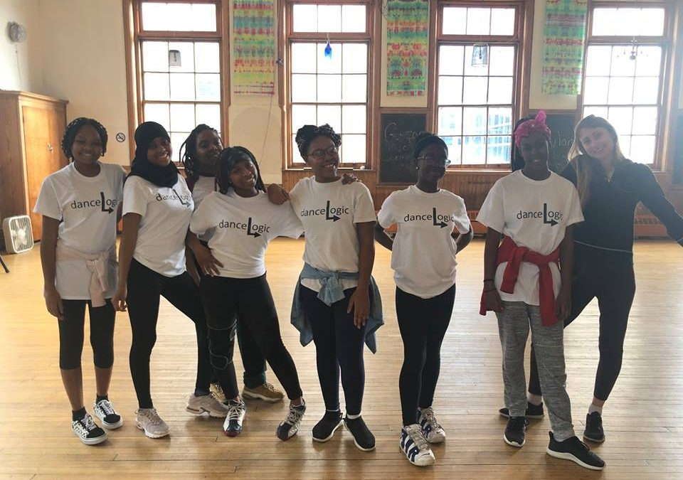 DanceLogic Teaches Girls Dance and Computer Coding