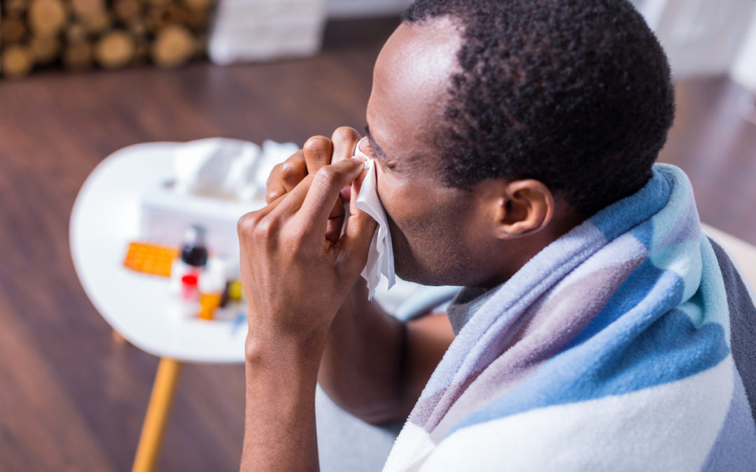 Flu Season and Protecting Yourself at Work: Separating Myth From Fact