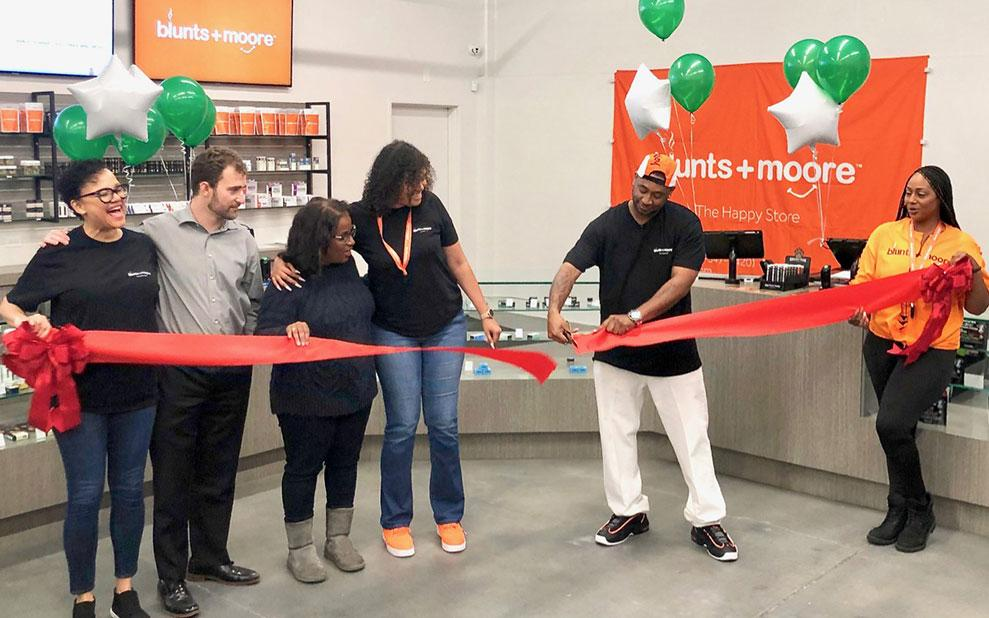 Black Founders Open Oakland's First Equity Marijuana Dispensary