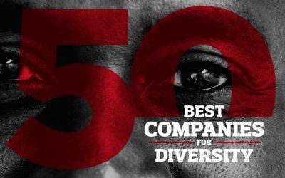 50 Best Companies For Diversity