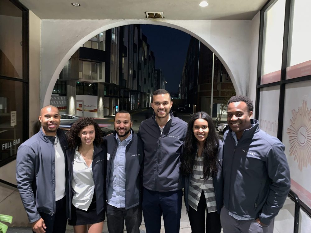 black investors