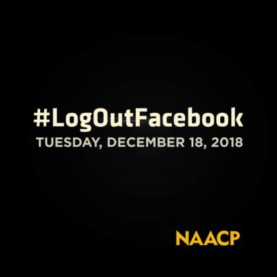 NAACP Facebook Boycott