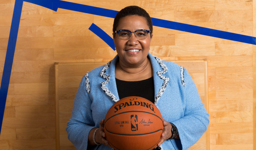 Top Black Woman Executive at the NBA, Pamela El, to Retire This Year