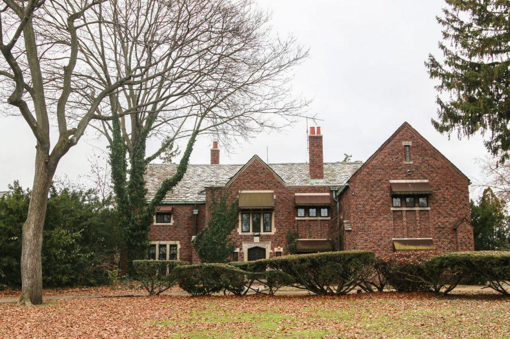 aretha franklin home