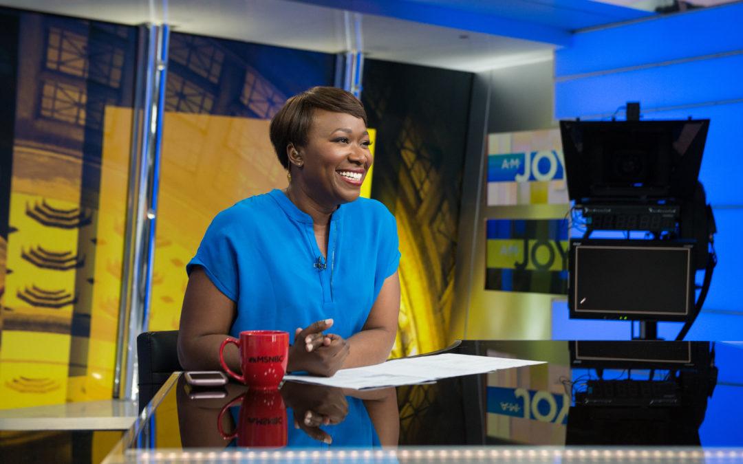 Joy Reid is Taking MSNBC's TV Viewership to New Heights