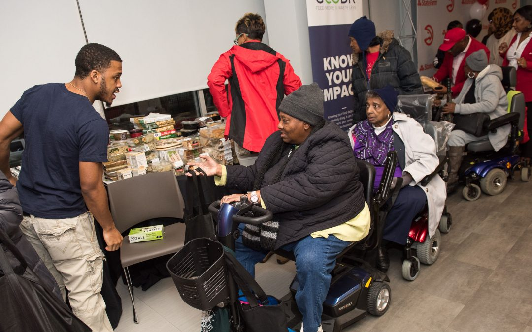 Goodr Creates Free, Pop-Up Grocery Store for MLK Day
