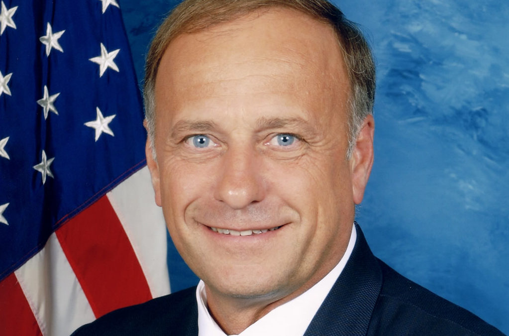 Rep. Steve King Advocates White Nationalism and Needs a Black History Lesson