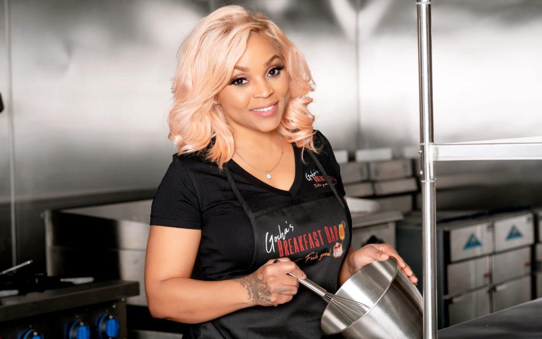 Celebrity Hairstylist Gocha Hawkins Opens New Breakfast Bar in Atlanta