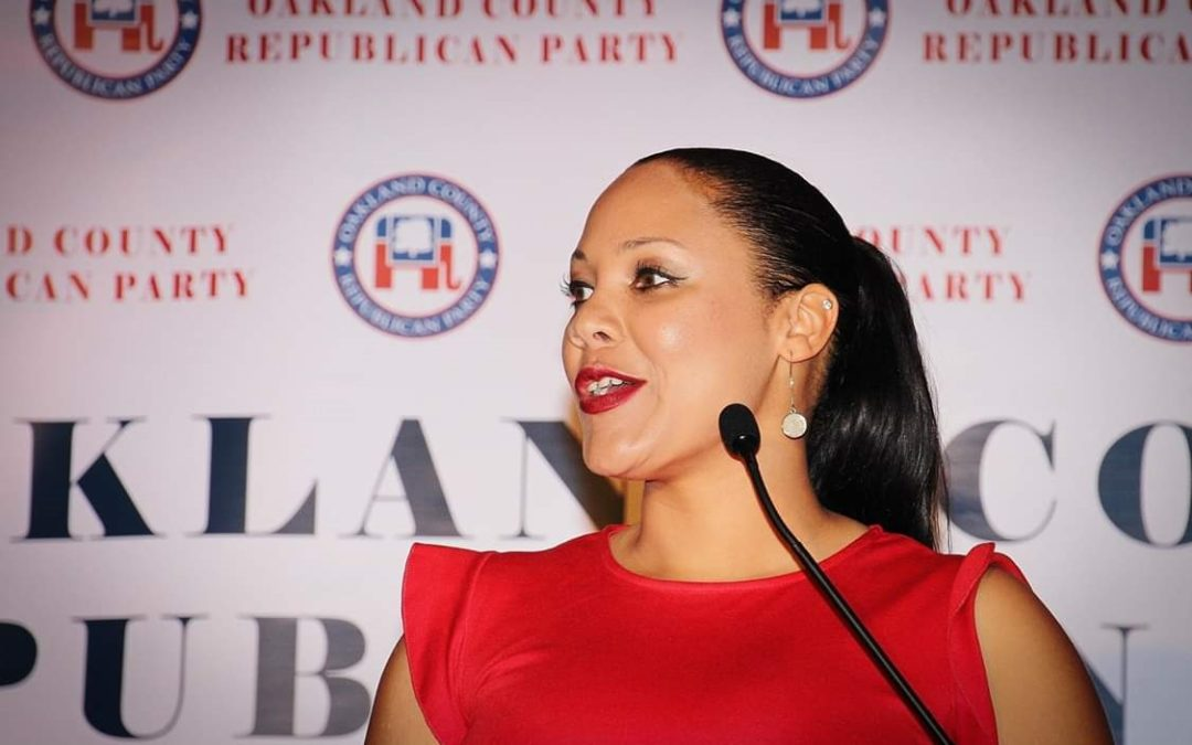 The Black Conservative Woman In The Running to Lead ...