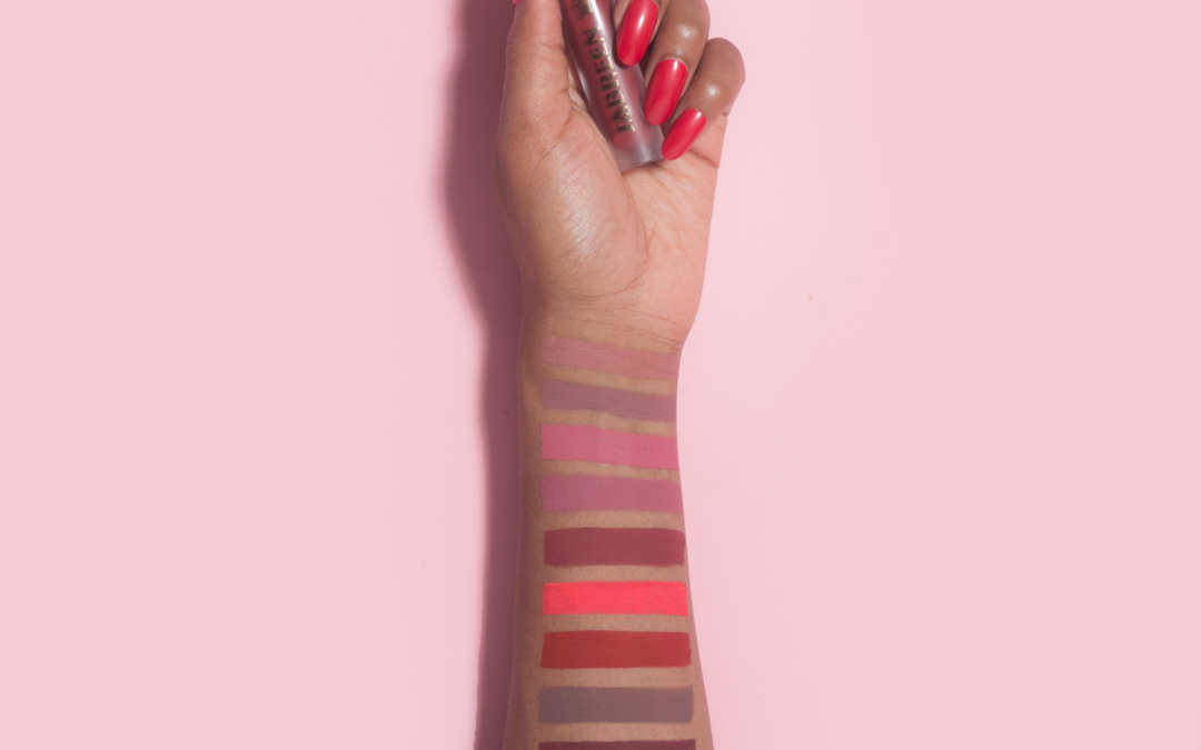 An Emerging Beauty Brand Committed to Non-Toxic Makeup for Black Women