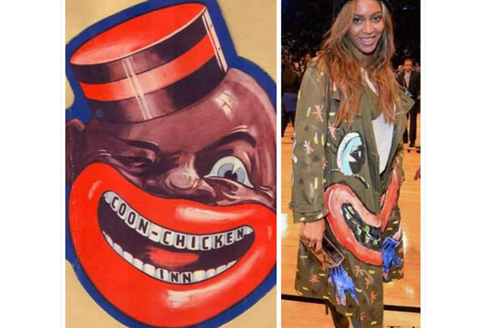 c2b002926d3 From Gucci s Blackface Sweater to Beyoncé Sambo Coat  5 More Times Fashion  Met Racism