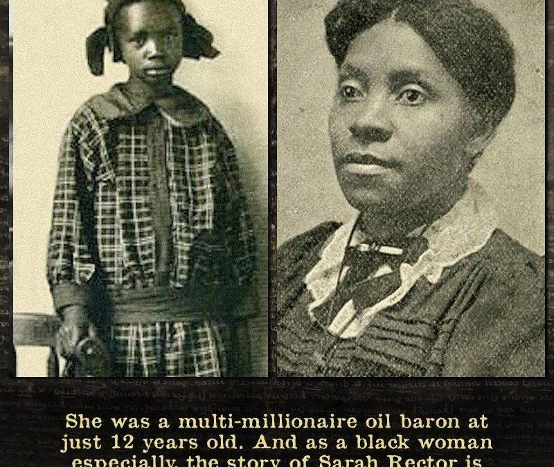 Meet Sarah Rector, the 11-Year-Old Who Became The Richest Black Girl in America in 1913