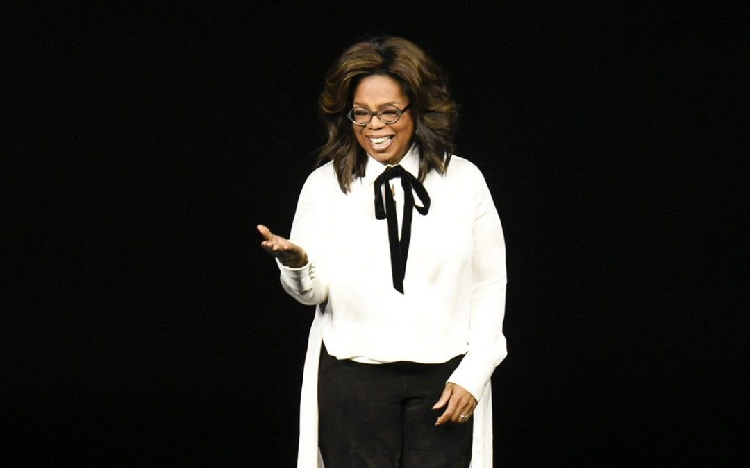Oprah Announces New Shows to Air on Apple TV Plus