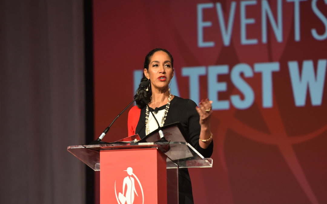 Caroline Clarke's Powerful Ode to Black Women at the 2019 Women of Power Summit