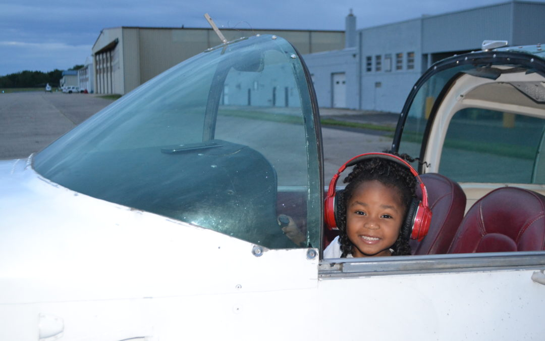 Meet the Black Pilot Teaching Kids How To Fly