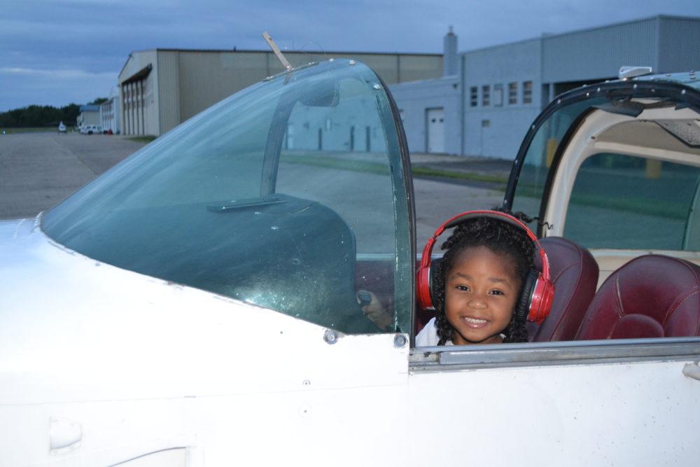 black pilot