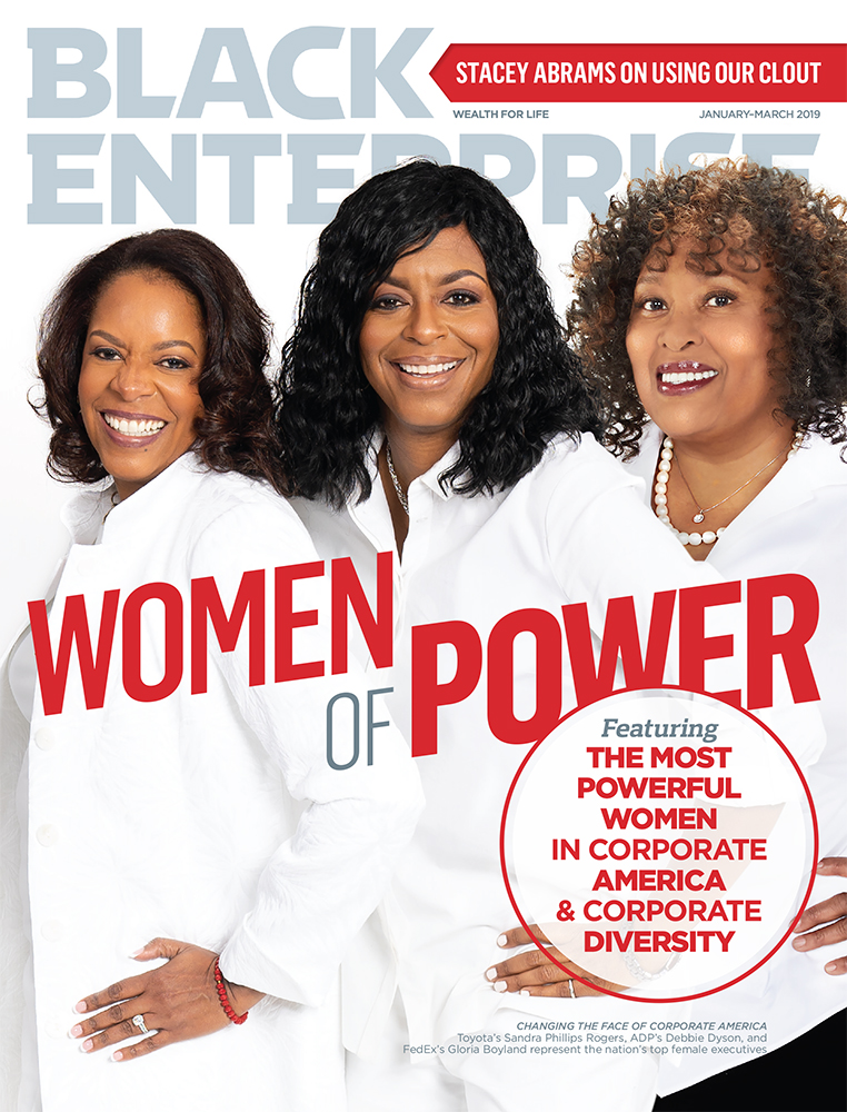 Black Enterprise Magazine January-March 2019 Issue