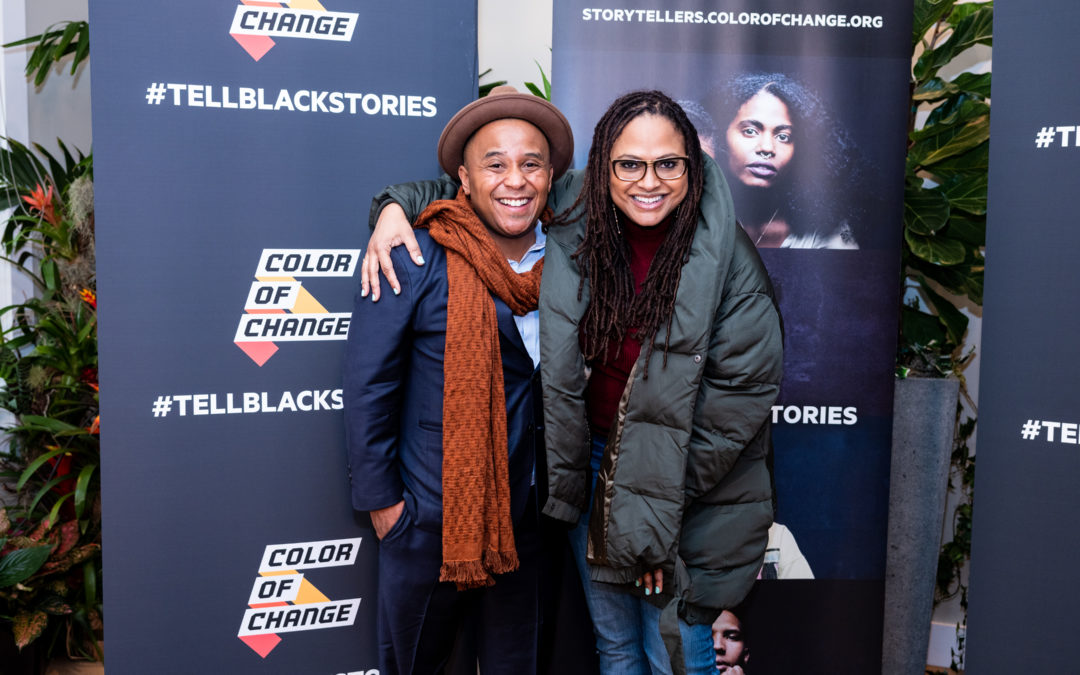 Color of Change Launches 'Tell Black Stories' Podcast