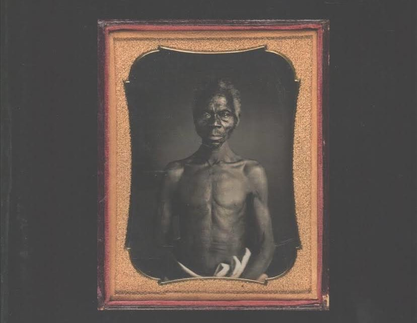 Harvard slave photo