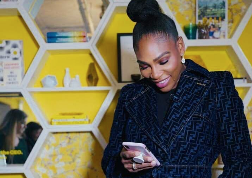 Serena Williams Wants to Invest in Female Founders of Color