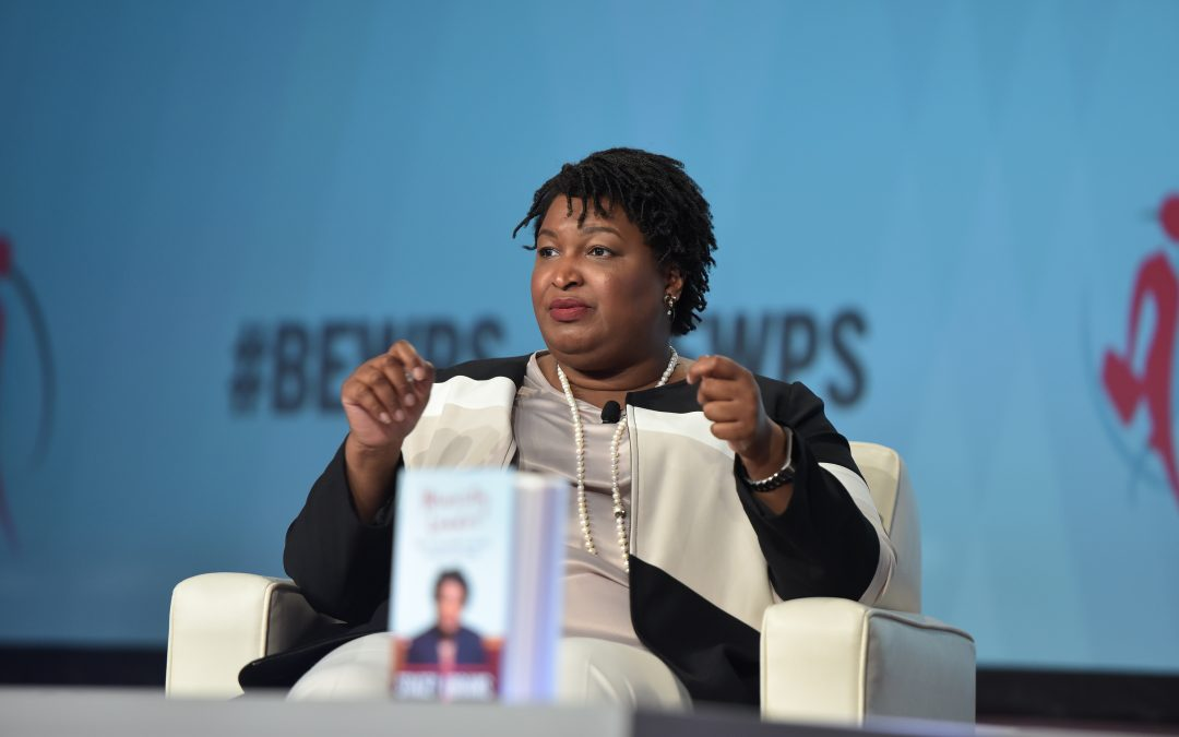 Stacey Abrams Says She Is Willing To Serve As Running Mate For Democratic Presidential Nominee