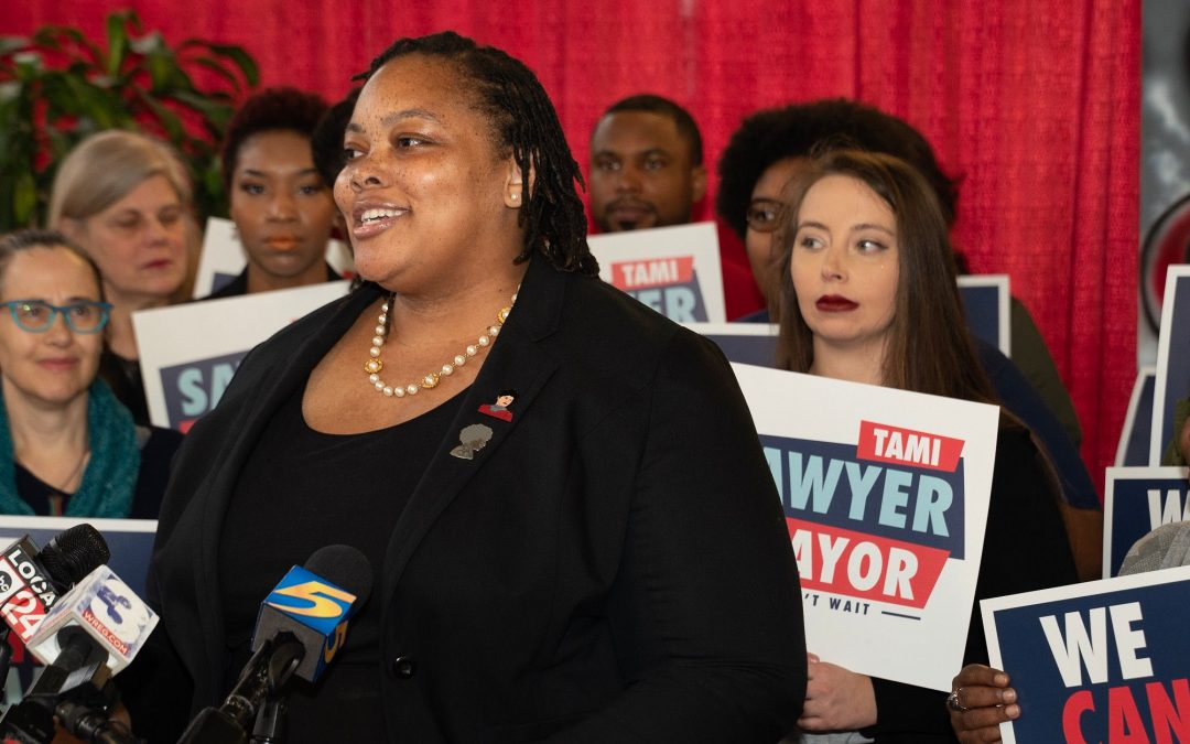 Could Tami Sawyer Become The First Female Memphis Mayor?